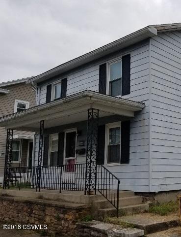 502 LIBERTY Street, Watsontown, PA 17777