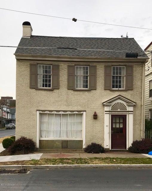 63 S 4TH Street, Sunbury, PA 17801