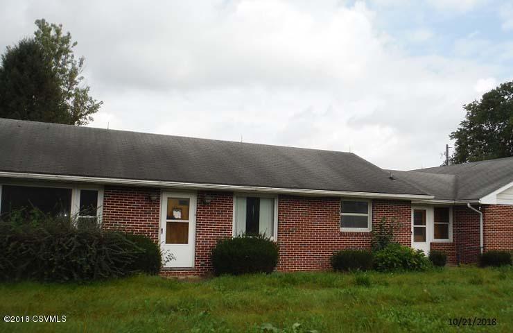 4604 OLD TURNPIKE Road, Lewisburg, PA 17837