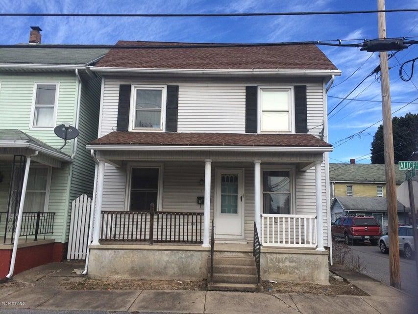 116 ALICE Street, Sunbury, PA 17801