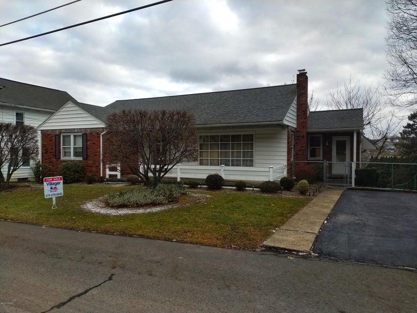 1758 CLINTON Avenue, Coal Township, PA 17866