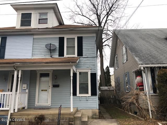 304 W SNYDER Street, Selinsgrove, PA 17870