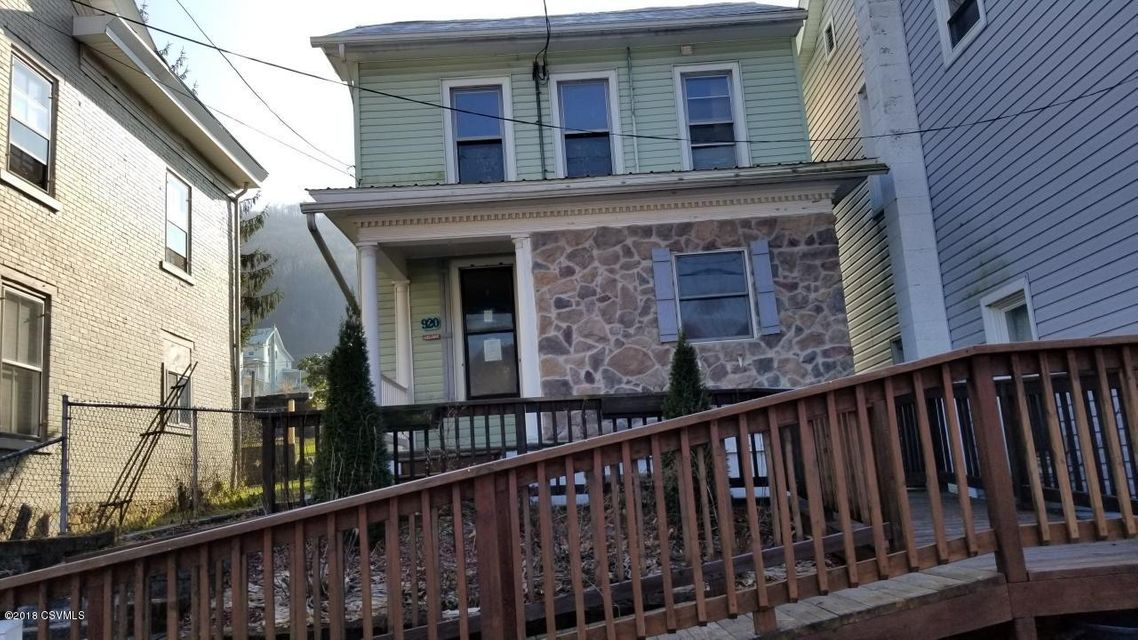 920 W SHAMOKIN Street, Trevorton, PA 17881