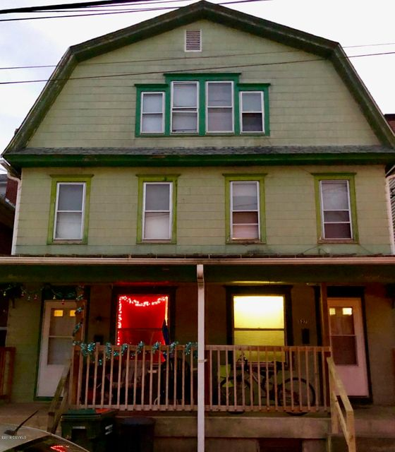 527-529 RACE Street, Sunbury, PA 17801