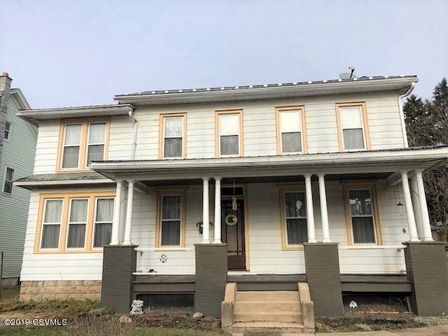123 LOCUST Street, Milton, PA 17847