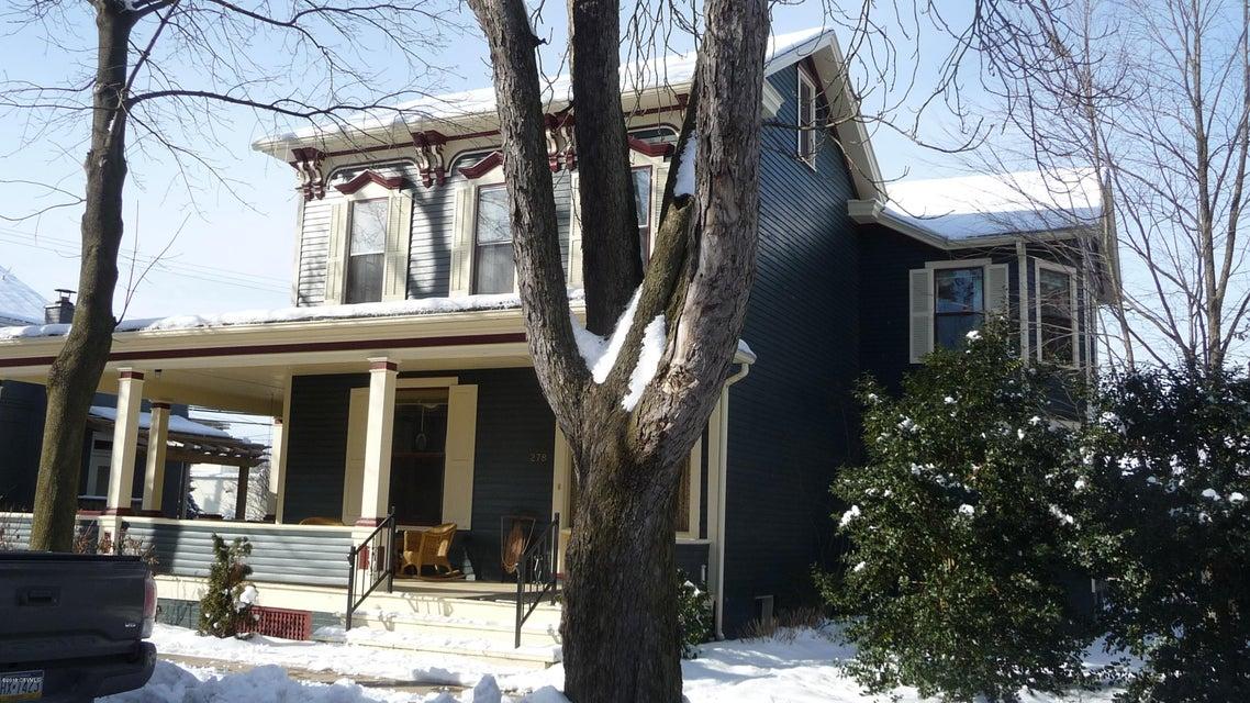 278 MARKET Street, Mifflinburg, PA 17844