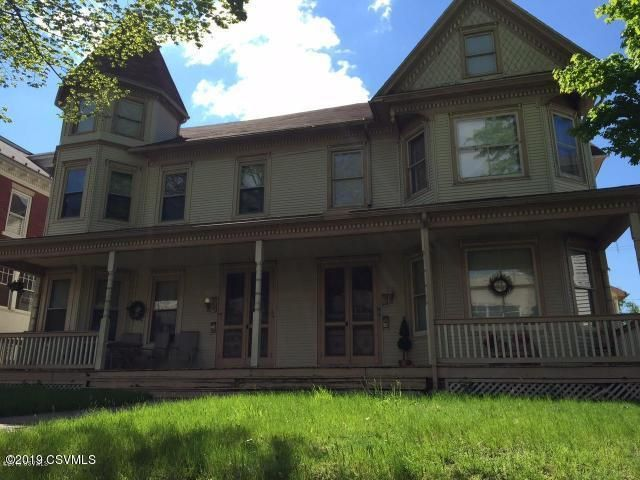 72 1/2 FAIRMOUNT Avenue, Sunbury, PA 17801