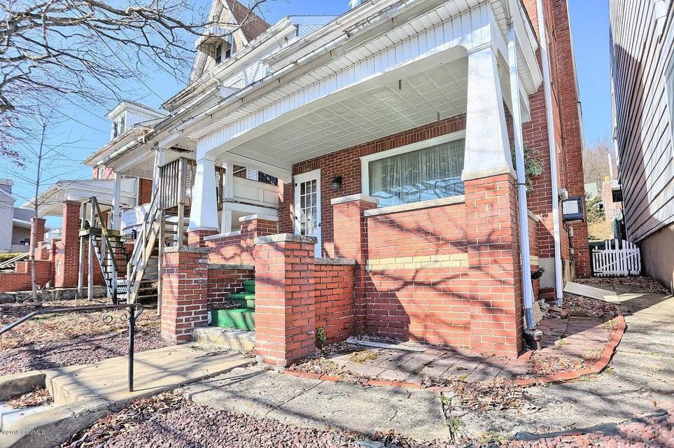 1243 W WALNUT Street, Coal Township, PA 17866