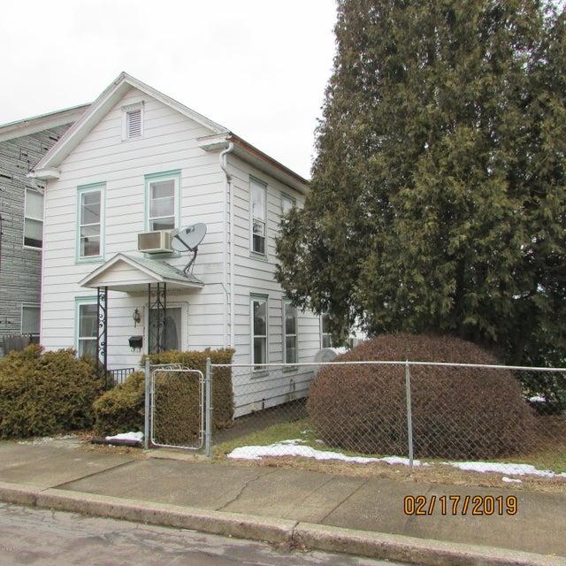 152 LOMBARD Street, Sunbury, PA 17801