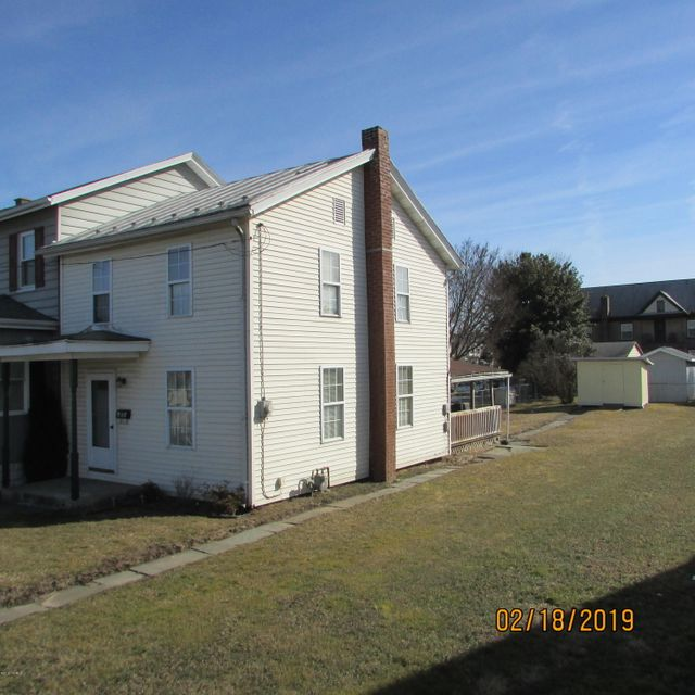 604 S FRONT Street, Sunbury, PA 17801