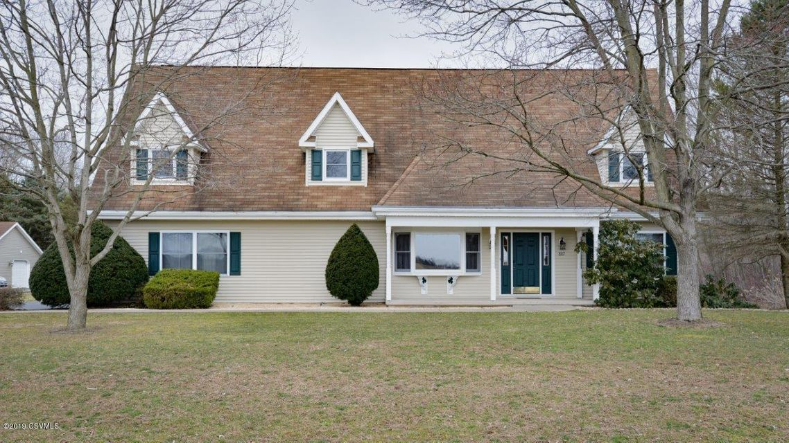 887 FORT TITZELL Road, Lewisburg, PA 17837