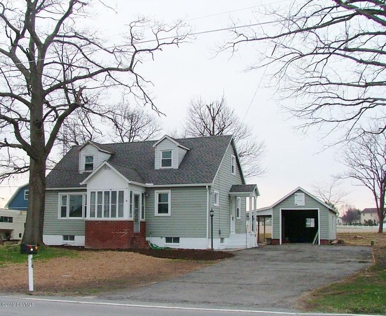 410 YARGER Road, Lewisburg, PA 17837