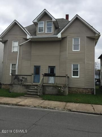 536 EDISON Avenue, Sunbury, PA 17801