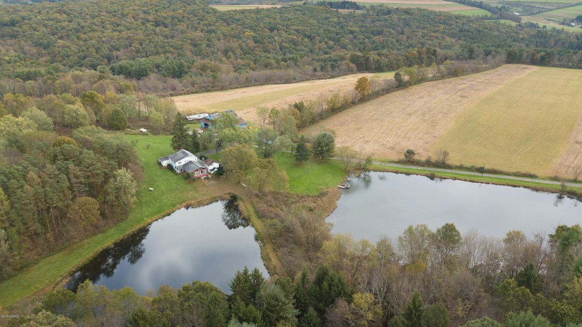 233 Pristine Private Acres. 2 Stocked Ponds. More Wildlife Than 1 Family Can Enjoy In A LifeTime