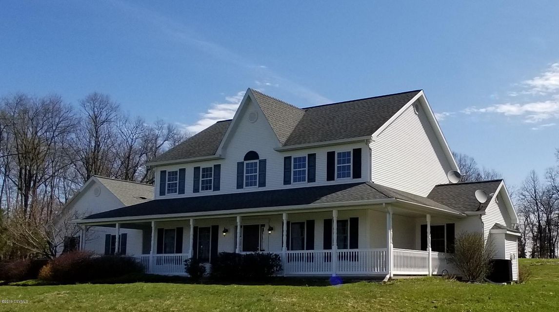 180 MAGNOLIA Lane, Sunbury, PA 17801
