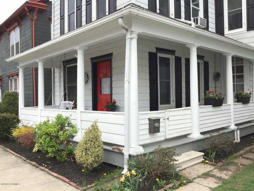 120 N FRONT Street, Lewisburg, PA 17837