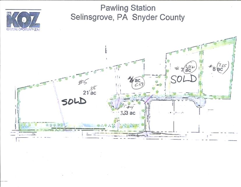 LOT 4 LISALYNN Drive, Selinsgrove, PA 17870