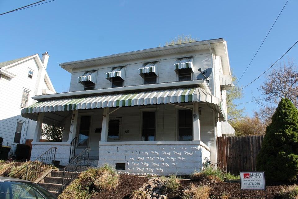237 PARK Avenue, Milton, PA 17847