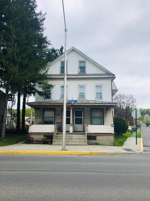 135-137 CHESTNUT Street, Mifflinburg, PA 17844