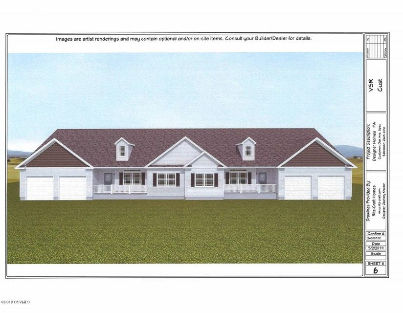 LOT 20 OAK Avenue, Mifflinburg, PA 17844