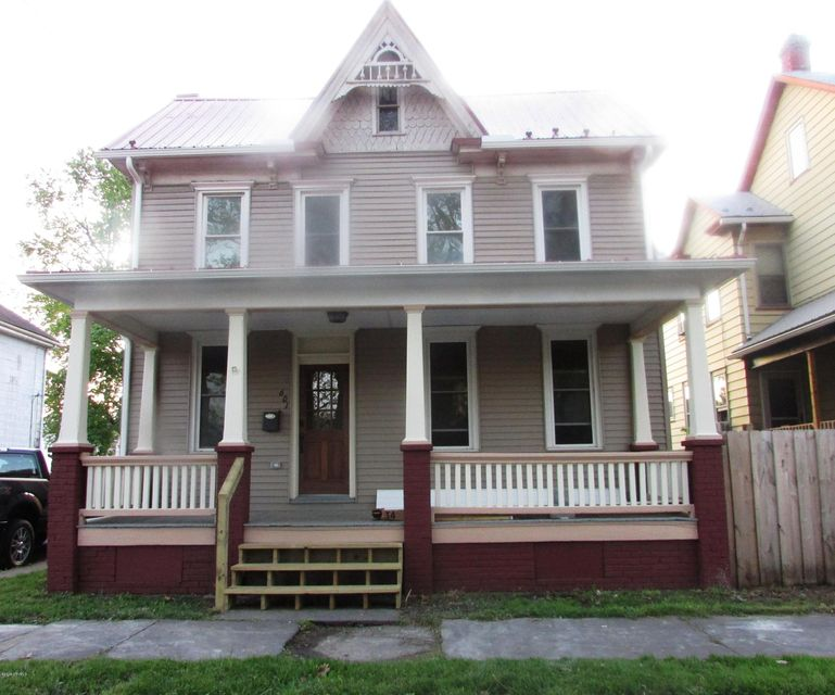 601 N 4TH Street, Sunbury, PA 17801