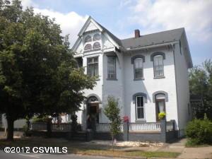 236 ARCH Street, Sunbury, PA 17801