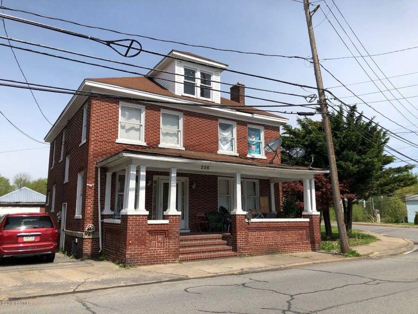 206 S FRONT Street, Milton, PA 17847