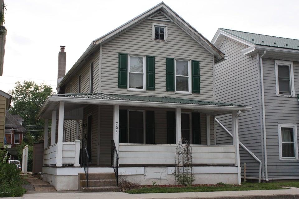 706 LINCOLN Street, Milton, PA 17847