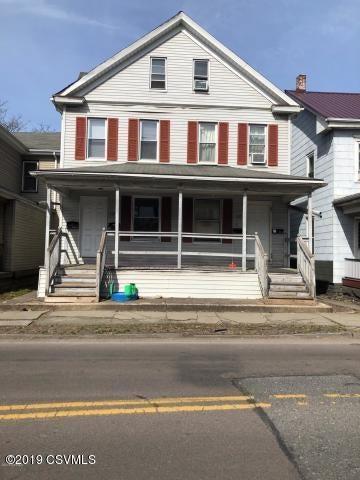 525 1/2 N 4TH Street, Sunbury, PA 17801
