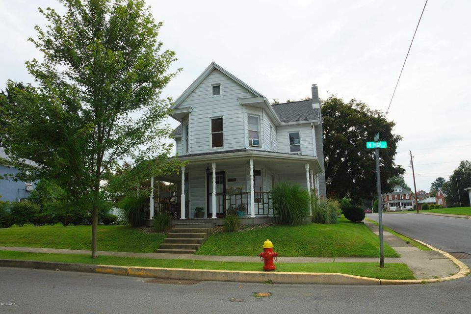 498 N HIGH Street, Selinsgrove, PA 17870
