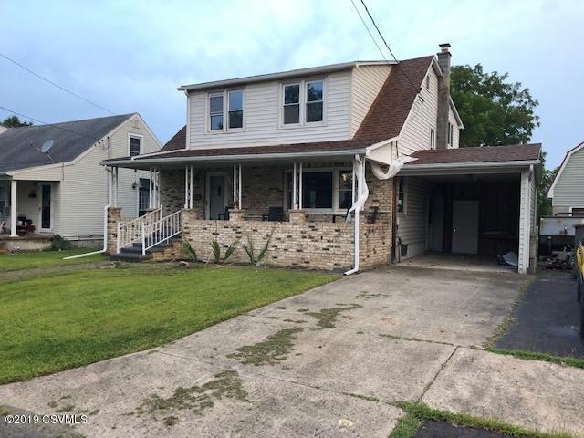 1631 SPRING GARDEN Avenue, Berwick, PA 18603