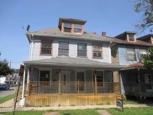 1101 SUSQUEHANNA Avenue, Sunbury, PA 17801