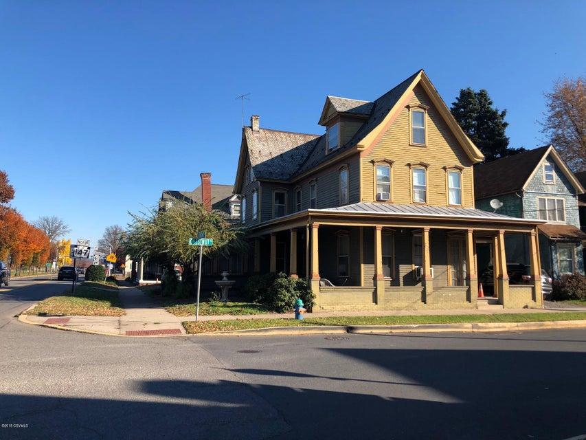 50 S FRONT Street, Sunbury, PA 17801