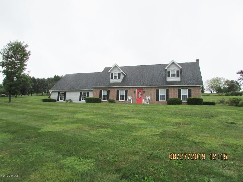 2295 GREEN RIDGE Road, Mifflinburg, PA 17844
