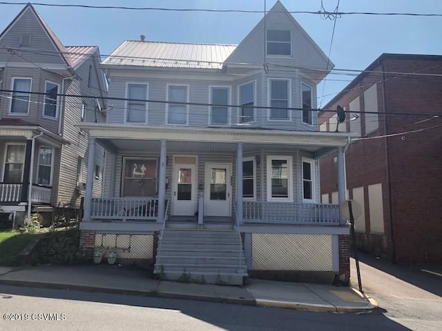 118-120 CATAWISSA Avenue, Sunbury, PA 17801