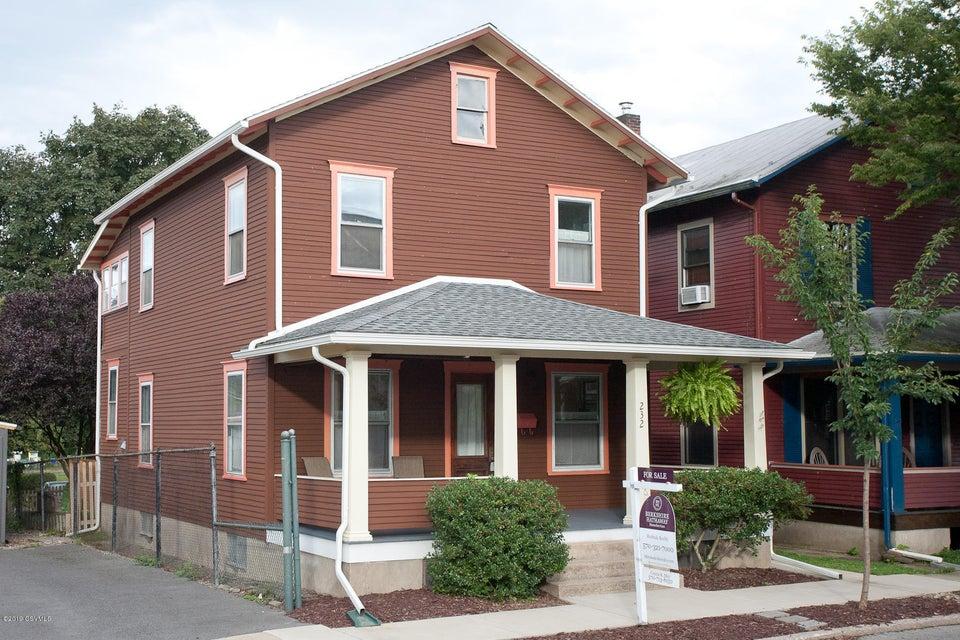 232 N FRONT Street, Lewisburg, PA 17837
