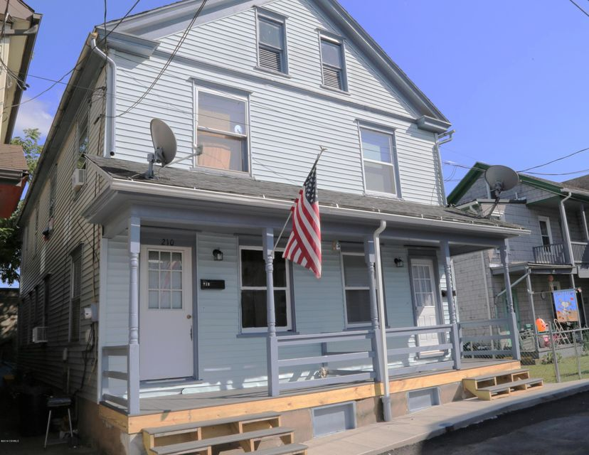 208-210 SPEECE Avenue, Sunbury, PA 17801