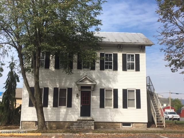 98 MARKET Street, Mifflinburg, PA 17844