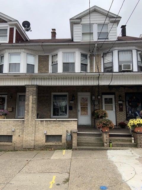 1022 W ARCH Street, Coal Township, PA 17866