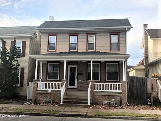 417 N 2ND Street, Sunbury, PA 17801