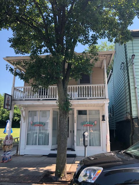 168 1/2 QUEEN Street, Northumberland, PA 17857