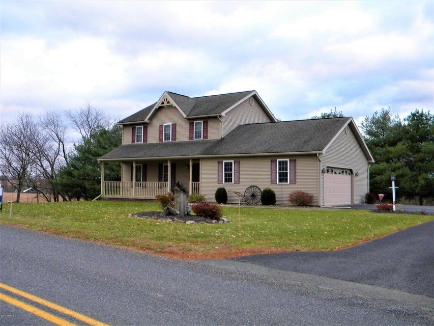 1233 KRATZERVILLE Road, Winfield, PA 17889