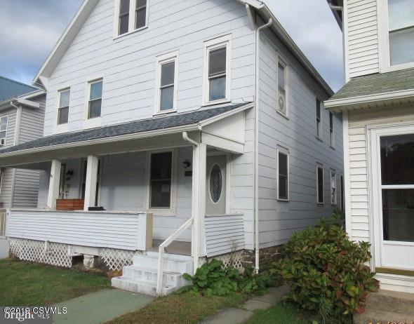 1240 WOLVERTON Street, Sunbury, PA 17801