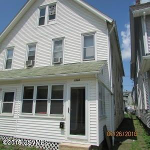 1244 WOLVERTON Street, Sunbury, PA 17801