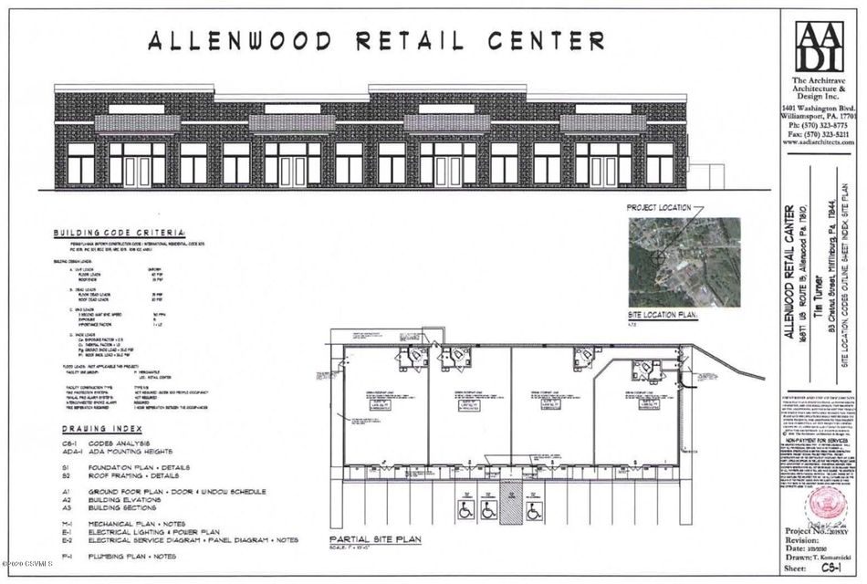 3900 STATE ROUTE 44 Highway, Allenwood, PA 17810