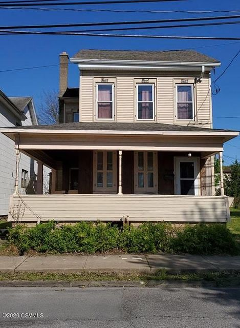 112 S 10TH Street, Sunbury, PA 17801
