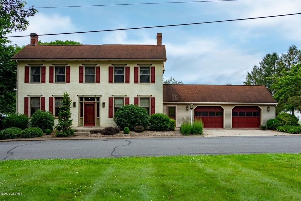 27 CHURCH Street, McEwensville, PA 17749