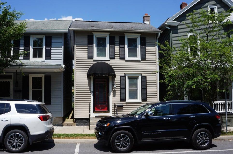 116 S 5TH Street, Lewisburg, PA 17837