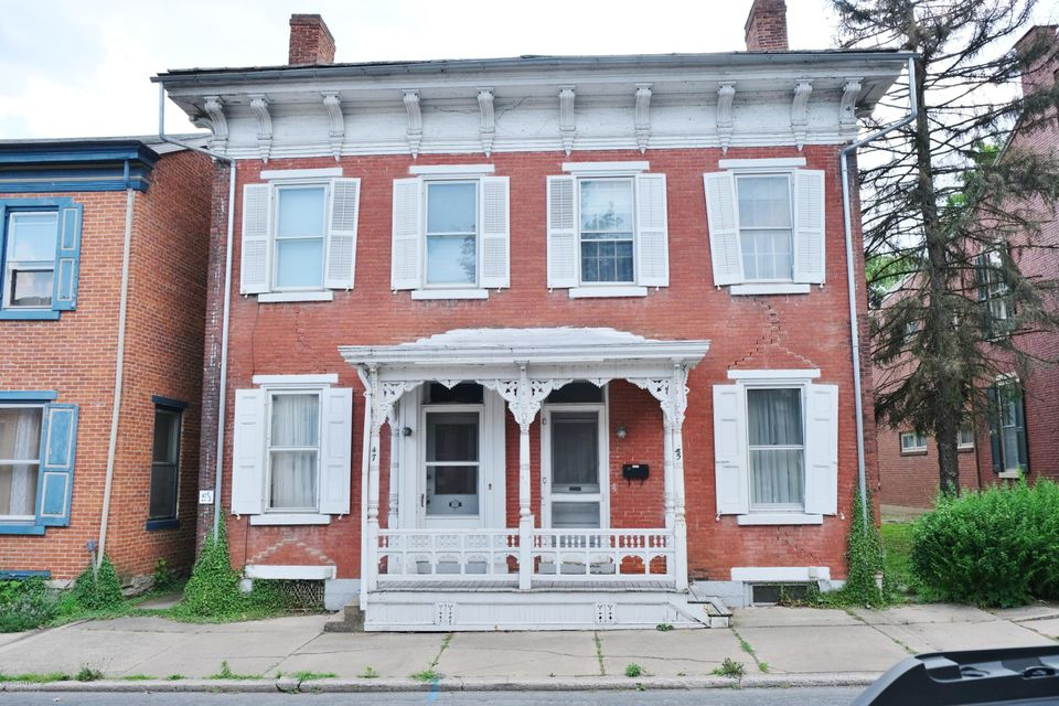 45-47 S 4TH Street, Lewisburg, PA 17837