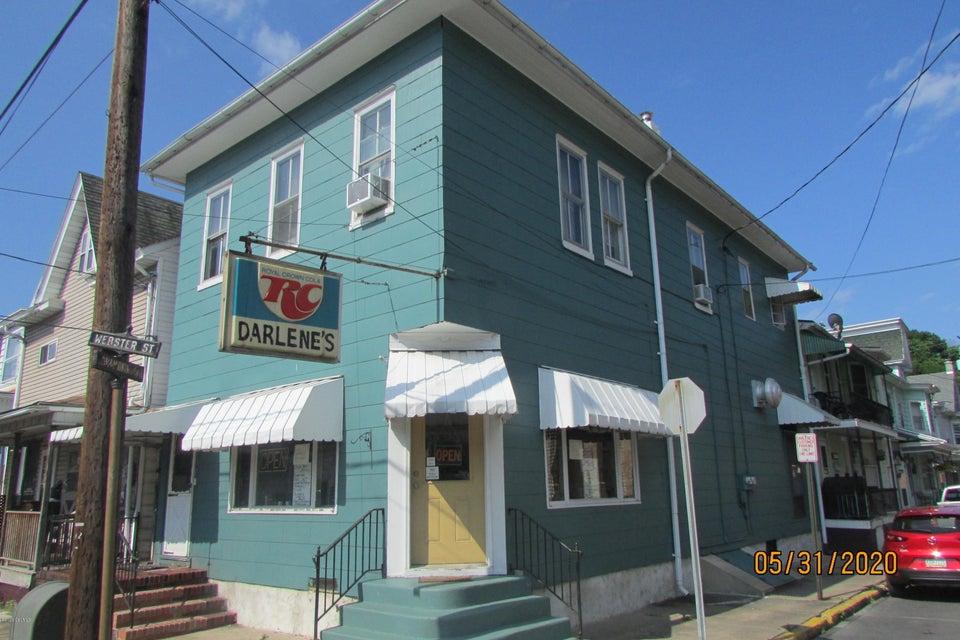 134 S SHAMOKIN Street, Shamokin, PA 17872